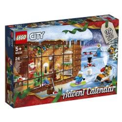 LEGO City Advent Calendar 60235 5702016369809