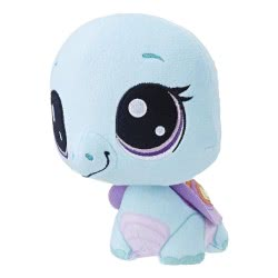 Hasbro Littlest Pet Shop Bobblehead Bev Gilturtle Λούτρινο 15 Cm E0139 / E0353 5010993454761