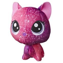 Hasbro Littlest Pet Shop Bobblehead Stellar Fuzzcat Λούτρινο 15 Cm E0139 / E2610 5010993533572
