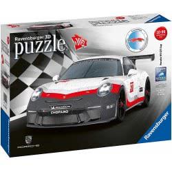 Ravensburger 3D Puzzle 108 Τεμ. Porsche GT3 Cup 11147 4005556111473