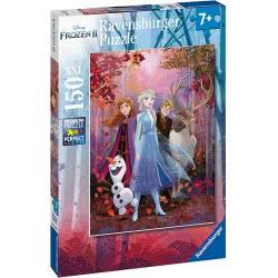 Ravensburger Disney Frozen II Παζλ 150XXL Τεμ. Ψυχρά Και Ανάποδα 2 12849 4005556128495