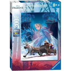 Ravensburger Disney Frozen II Παζλ 200XXL Τεμ. Ψυχρά Και Ανάποδα 2 12865 4005556128655