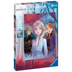 Ravensburger Disney Frozen II Παζλ 300XXL Τεμ. Ψυχρά Και Ανάποδα 2 12866 4005556128662