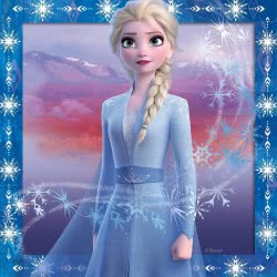 Ravensburger Disney Frozen II Puzzle 3X49 Pieces 05011 4005556050116