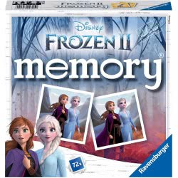 Ravensburger Disney Frozen II Επιτραπέζιο Μνήμης Μemory Ψυχρά Και Ανάποδα 2 24315 4005556243150