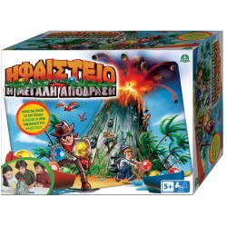 GIOCHI PREZIOSI Board Game Volcano The Great Escape VLN00000 8056379086925