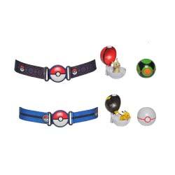 GIOCHI PREZIOSI Pokemon Clip N Go Belt - 2 Designs PKE17000 8056379080053