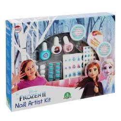 GIOCHI PREZIOSI Disney Frozen II Nail Artist Kit Set FRN65011 8056379077695