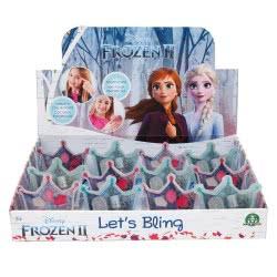 GIOCHI PREZIOSI Disney Frozen II Let Us Bling Μίνι Σετ Μακιγιάζ - 4 Σχέδια FRN77000 8056379083122