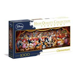 Clementoni Disney Orchestra Panorama Παζλ 1000 Τεμ. 1220-39445 8005125394456