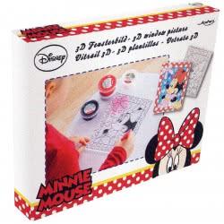 John Κάδρο 3D Minnie Mouse 11-46201 4006149462019