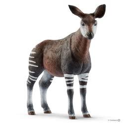 Schleich Wild Life Okapi SC14830 4055744029714