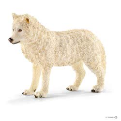 Schleich Wild Life Arctic Wolf SC14742 4055744027857