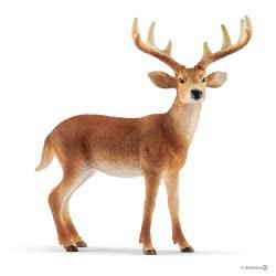 Schleich Wild Life Ελάφι Με Λευκή Ουρά SC14818 4055744029608