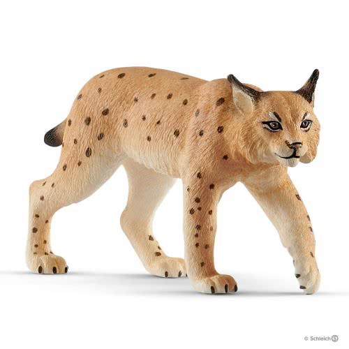Schleich Wild Life Lynx SC14822 4055744029646