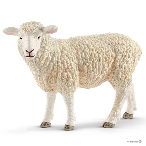 Schleich Farm World Sheep SC13882 4055744029554