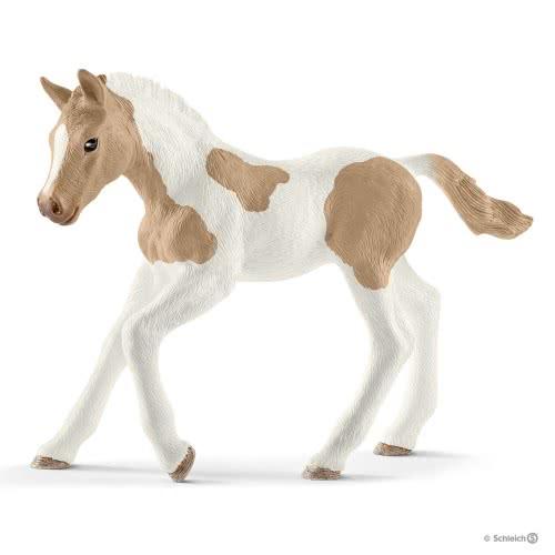 Schleich Horse Club Paint Horse Foal SC13886 4055744029424