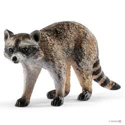 Schleich Wild Life Raccoon SC14828 4055744029691