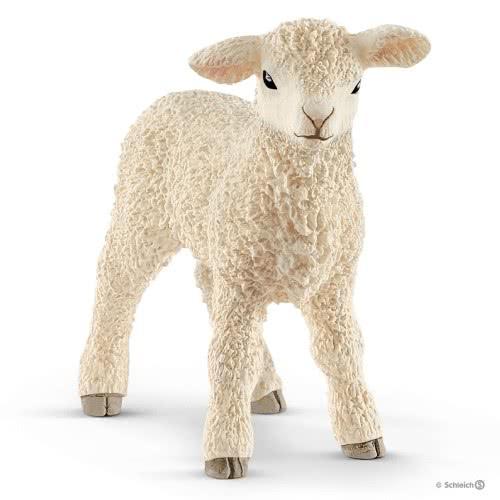 Schleich Farm World Lamb SC13883 4055744029561