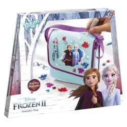 Totum Disney Frozen II Κατασκευή Τσάντας Ώμου Ψυχρά Και Ανάποδα TM682061 8714274682061