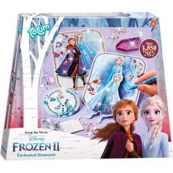 Totum Disney Frozen II Σετ Χειροτεχνίας Με Διαμαντάκια  TM680722 8714274680722