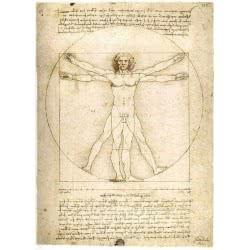 Ravensburger Παζλ 1000τεμ. Da Vinci: Μελέτη 15250 4005556152506