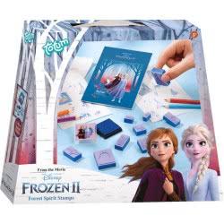 Totum Disney Frozen II Forest Spirit Stamps TM680678 8714274680678
