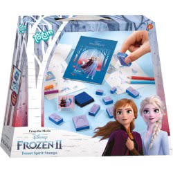 Totum Disney Frozen II Σετ Χειροτεχνίας Με Στάμπες Ψυχρά Και Ανάποδα TM680678 8714274680678