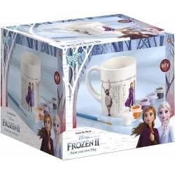 Totum Disney Frozen II Κατασκευή Κούπας Ψυχρά Και Ανάποδα TM680760 8714274680760