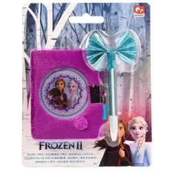 Gialamas Disney Frozen 2 Diary Pen CAN08845 8712916088455