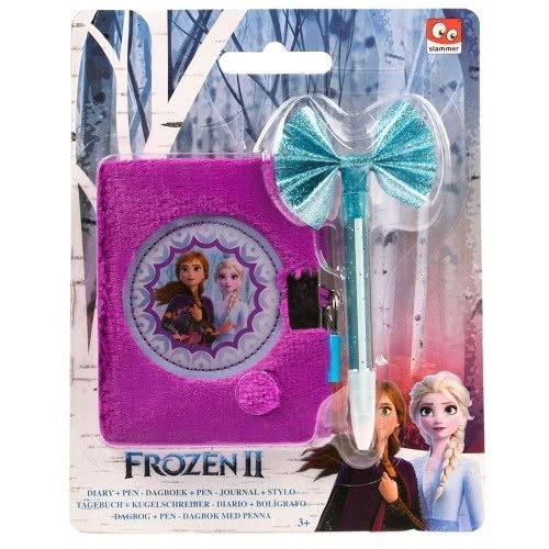 Gialamas Disney Frozen 2 Hμερολόγιο Λούτρινο Με Στυλό CAN08845 8712916088455
