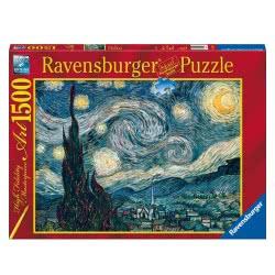Ravensburger Παζλ 1500τεμ. Van Gogh: Ξαστεριά 05-16207 4005556162079