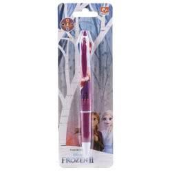 Gialamas Disney Frozen 2 Kids Pen With Four Colours CAN19223 8712916087403