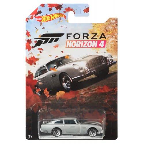 Mattel Hot Wheels Forza Horizon 4 1963 Aston Martin DB5 GDG44 / GBB65 887961751284