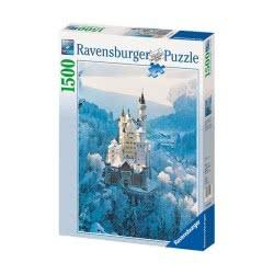 Ravensburger Παζλ 1500τεμ. Χιονισμένο Κάστρο 05-16219 4005556162192
