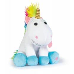 As company Club Petz Puffy Plush Unicorn 1607-91818 8421134091818