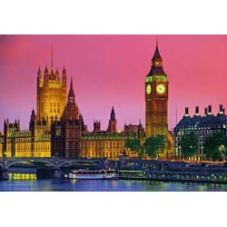 Clementoni Παζλ 500 H.Q. Λονδίνο 1220-30378 8005125303786