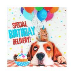 Altakarta Κάρτα Ευχών 3D Χρόνια Πολλά Special Birthday Delivery 125.007-46 5204051125469