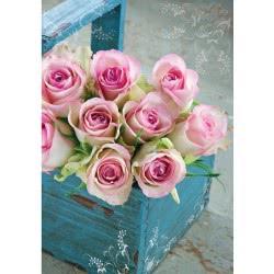 Altakarta Ευχετήρια Κάρτα Λουλούδια Fantasy 100.091-120 5204051003385