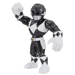PLAYSKOOL Mega Mighties Power Rangers Black Ranger E5869 / E5873 5010993577194