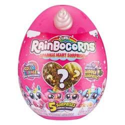 ZURU Rainbocorns Sparkle Heart Αυγό 18Cm - 6 Designs 11809204 193052002778