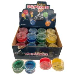 Fun Trading Slime Melmito In Small Jar 17 G - 4 Colours 10104812 4260612160547