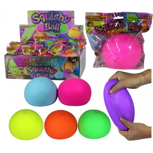 Gama Brands Ball Squishy 100Ml - 6 Colours 10104808 4260612160455