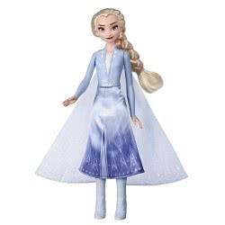 Hasbro Disney Frozen II Magical Swirling Adventure Light Up Κούκλα Έλσα E6952 / E7000 5010993617203