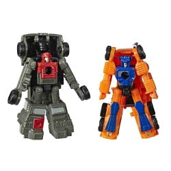 Hasbro Transformers Generations War For Cybertron: Siege - Autobot Powertrain And Highjump E3420 / E4493 5010993611553