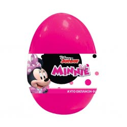 Diakakis imports Minnie Mouse Αυγό Έκπληξη Μεγάλο - 2 Χρώματα 562263 5205698431746