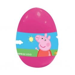 Diakakis imports Peppa Pig Big Surprise Egg - 2 Colours 482463 5205698444609