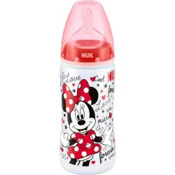 NUK Μπιμπερό Disney Mickey Mouse First Choice Plus 6-18 - 2 Σχέδια 10741828 4008600298977