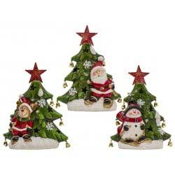Christakopoulos Διακοσμητικό Κεραμικό Χριστουγεννιάτικο Δε 4608 5212007500390