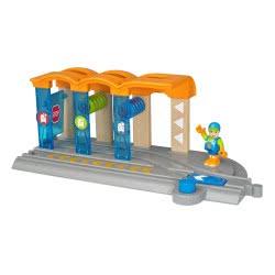 Brio World Smart Πλυντήριο Τρένων 33874 7312350338744